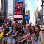 Web Pastudio USA tour 2013 Time Square day
