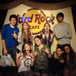 webPastudio Usa Tour 2013 kids Hard Rock