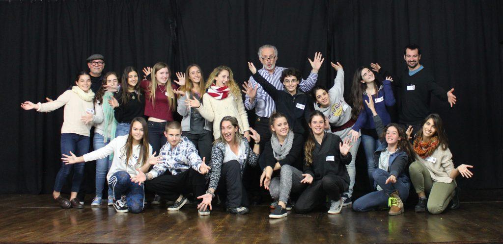 Tutti Master class final 2016