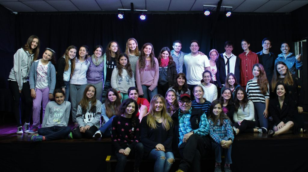 PASTUDIO audition workshop tutti